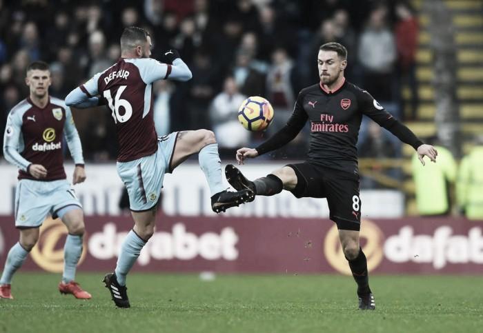 """Ramsey: """"Todo el crédito para el Huddesfield porque nos lo pusieron muy difícil"""""""