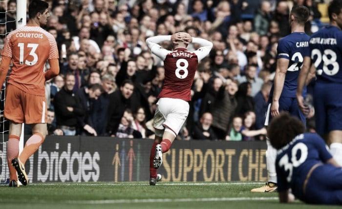 Arsenal, i segnali da Stamford Bridge