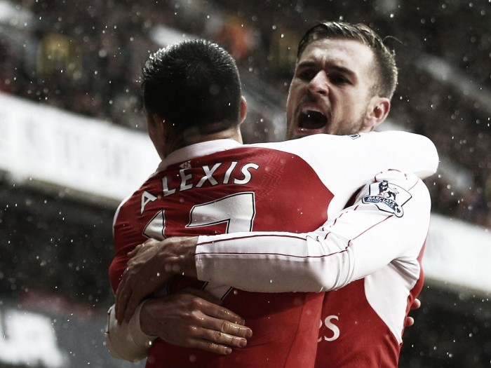 Thierry Henry: Arsenal should rethink the roles of Alexis Sanchez and Aaron Ramsey