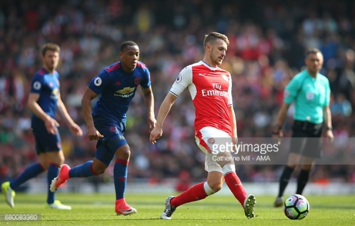 EPL: Iwobi still missing as Arsenal crush Stoke City