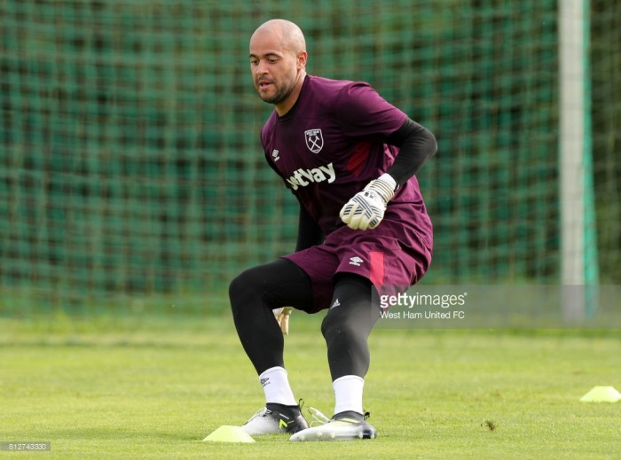Middlesbrough complete Darren Randolph signing from West Ham