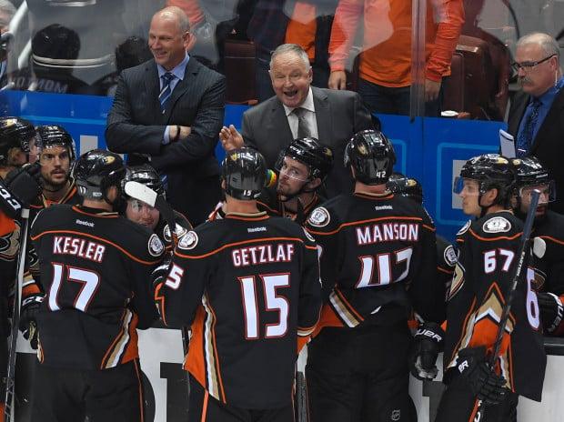 Randy Carlyle fired asAnaheim Ducks head coach
