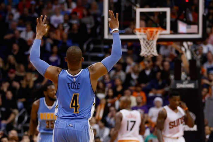 Thunder Get Randy Foye In Trade With Denver