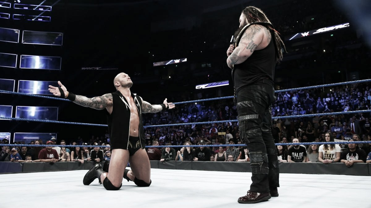 La vista al pasado: Bray Wyatt vs Randy Orton, Wrestlemania 33