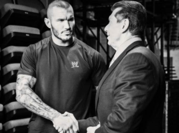Vince McMahon's feelings about Randy Orton