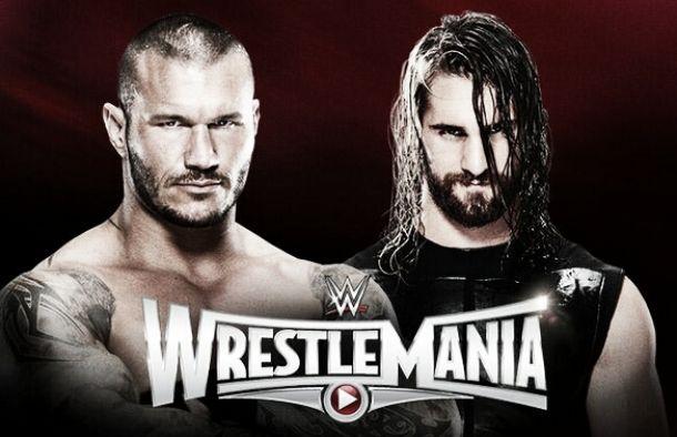 Randy Orton - Seth Rollins: la venganza se sirve en un plato frío