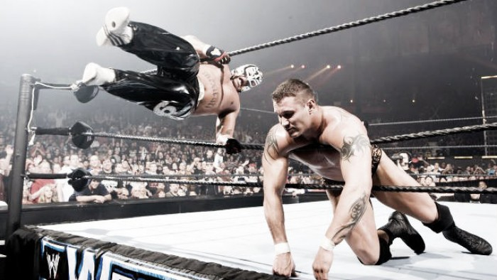 "Rey Mystero: ""The best WWE Wrestler is Randy Orton"""