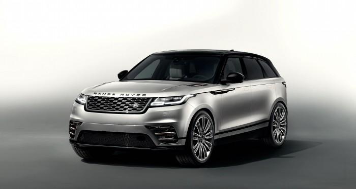 Range Rover Velar: personalidad dinámica y alto nivel tecnológico