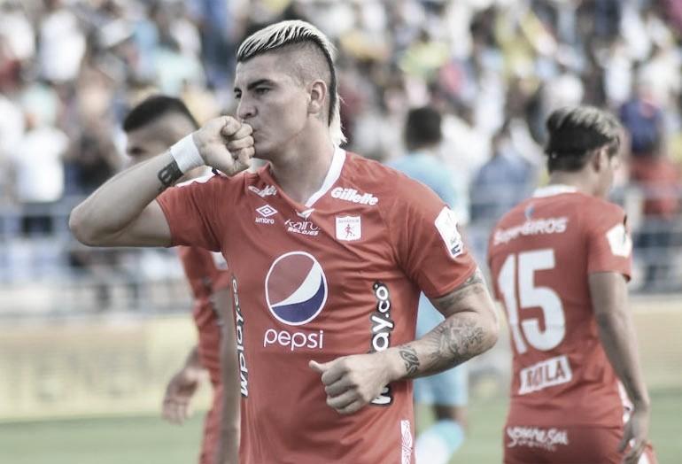 Puntuaciones de América de Cali en el empate frente a Jaguares de Córdoba