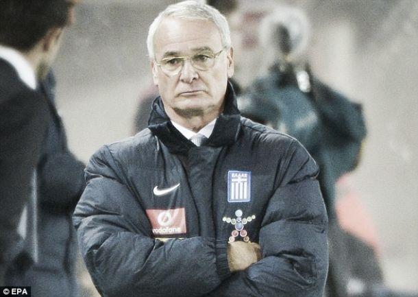 Ranieri demitido do cargo de seleccionador da Grécia