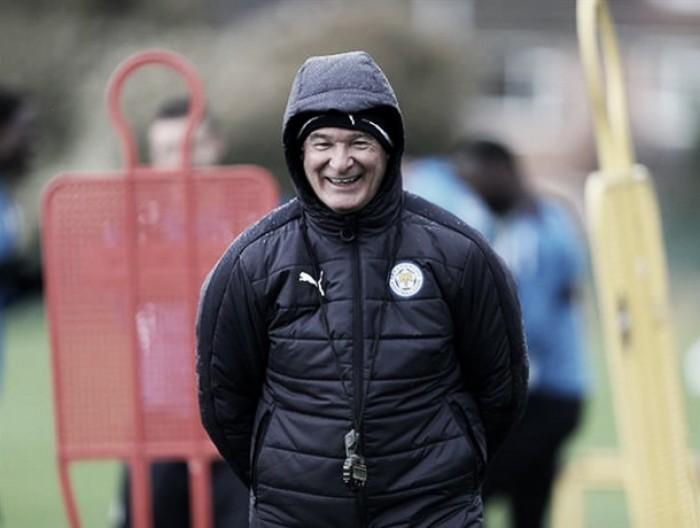 """Ranieri: """"Jugar contra el Chelsea siempre es difícil"""""""