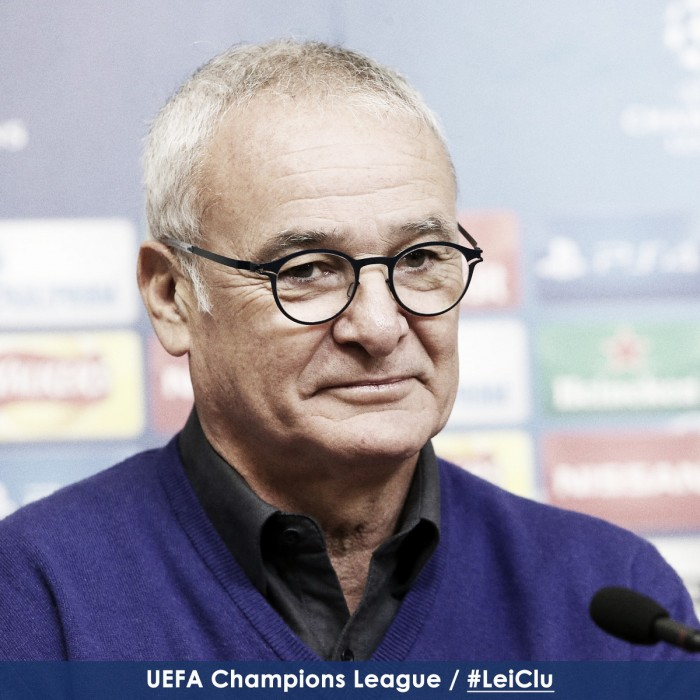 """Claudio Ranieri: """"Estoy contento por mis jugadores, por los aficionados"""""""