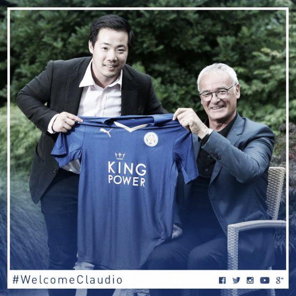 Ranieri nuovo allenatore del Leicester