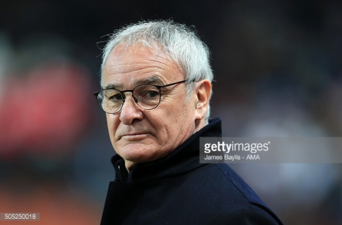 Ranieri: 'We concede too many goals from corners'