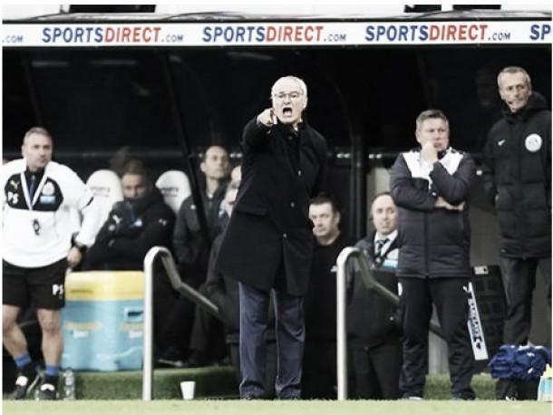 """Ranieri: """"Ha sido un partido fantástico"""""""