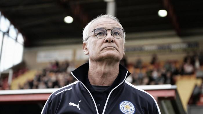 Leicester, si va avanti con Ranieri