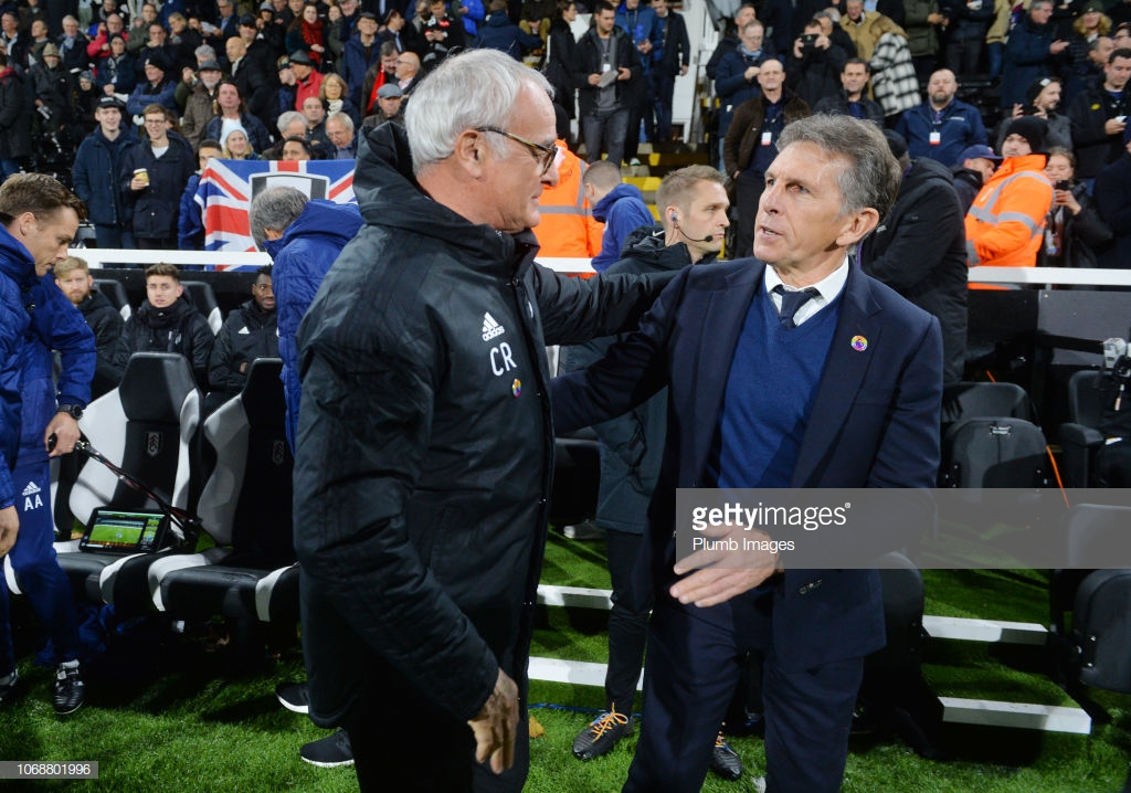 The Warm Down: Leicester and Fulham share the points in the 'Ranieri Derby'
