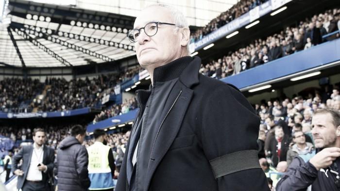 """Ranieri: """"Estoy seguro de que saldremos de esta situación"""""""