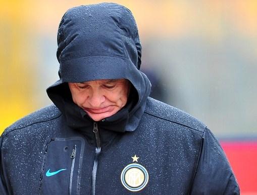 """L'Inter molla gli ormeggi. Ranieri: """"Mai scesi in campo"""""""
