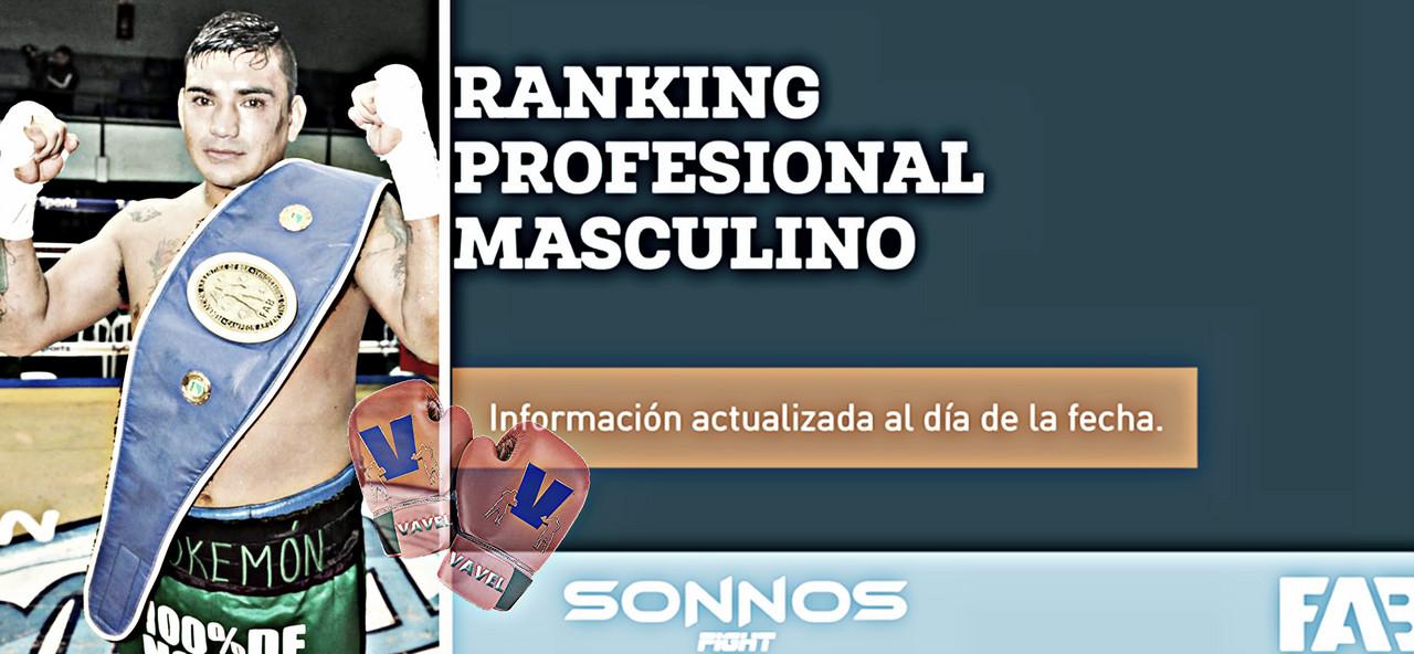 La FAB actualiza el ranking masculino