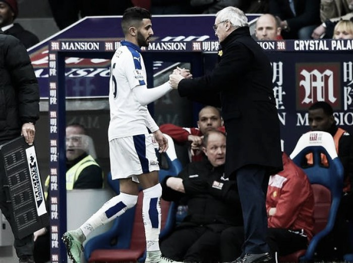 Crystal Palace 0-1 Leicester City: Post-match comments