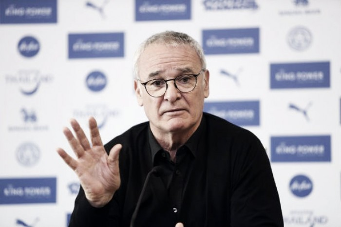 "Ranieri expecting ""another difficult game"" ahead of Newcastle United visit"