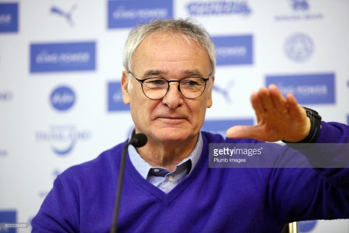 """Claudio Ranieri wants """"revenge"""" against Manchester United at Old Trafford"""