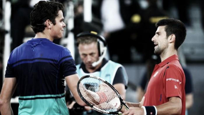 ATP World Tour Finals Round Robin preview: Novak Djokovic vs Milos Raonic