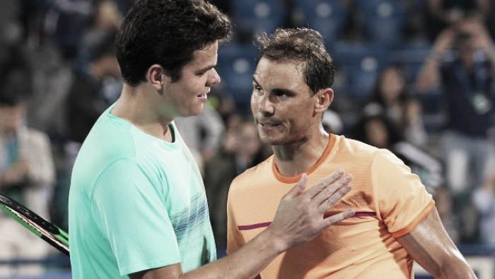 ATP Brisbane quarterfinal preview: Rafael Nadal vs Milos Raonic