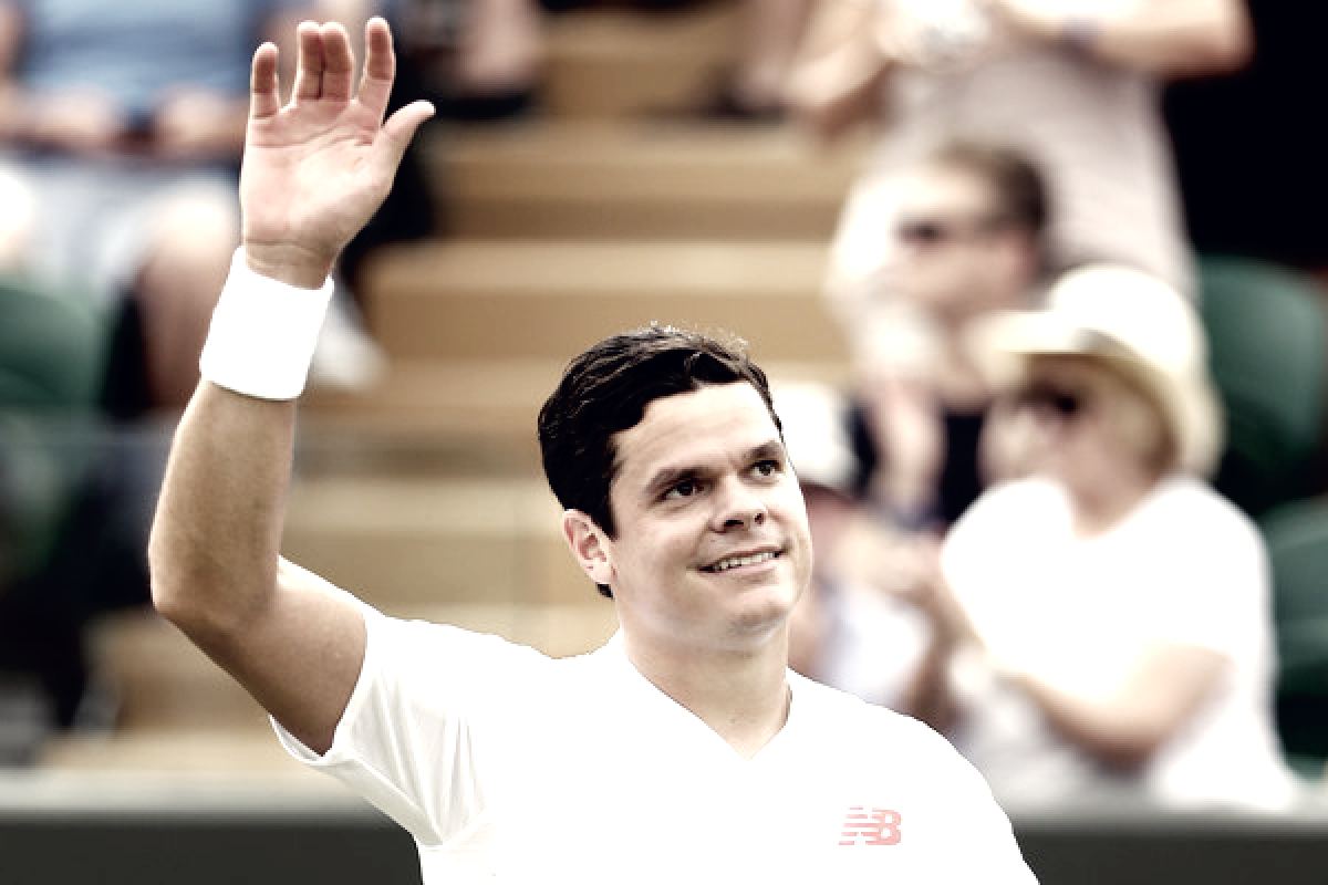 Wimbledon: Milos Raonic dominates tiebreaks to reach round three