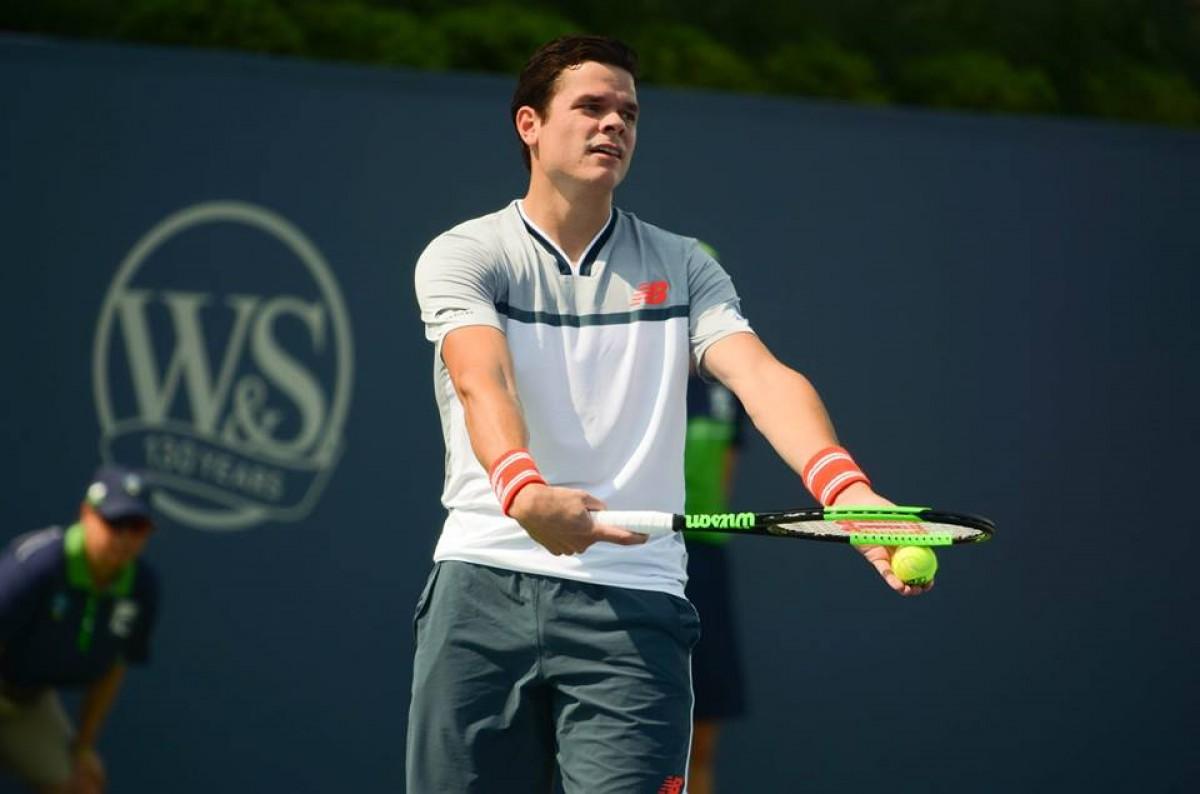 ATP Cincinnati: Milos Raonic tops Denis Shapovalov to defend Canadian number one