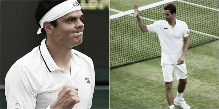 Wimbledon third round preview: Milos Raonic vs Albert Ramos Viñolas