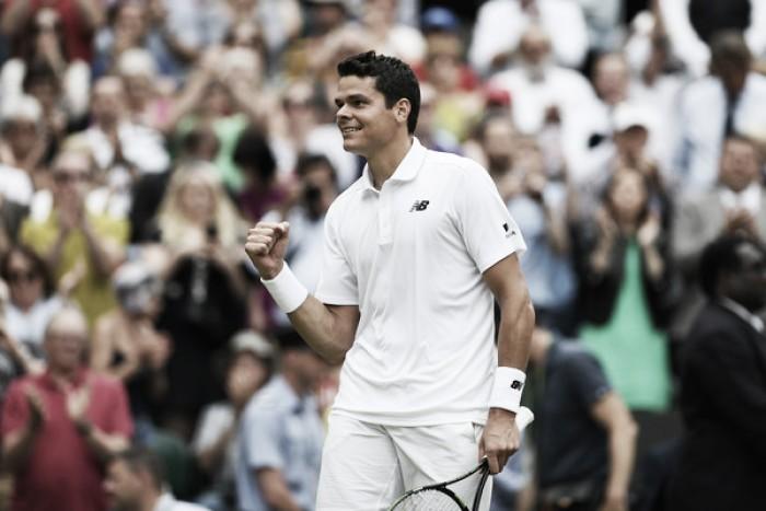 2017 Wimbledon player profile: Milos Raonic