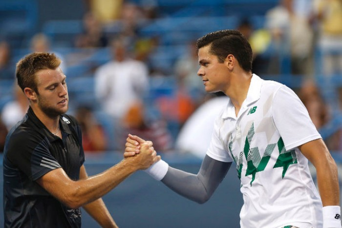 Miami Open Round Three Preview: Milos Raonic vs. Jack Sock