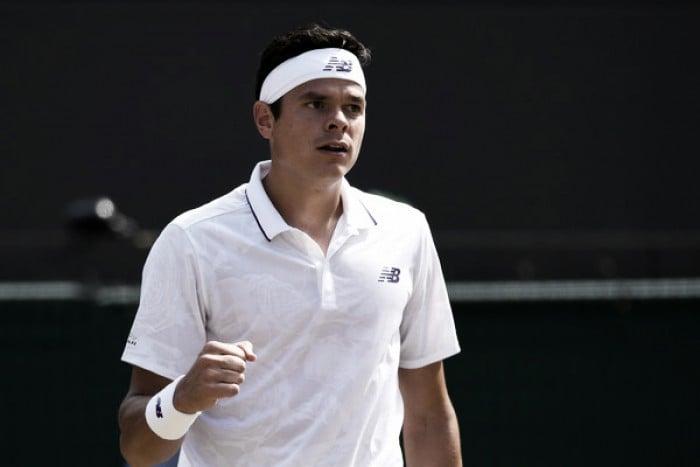Citi Open: Raonic outlasts Mahut to advance to Round of 16