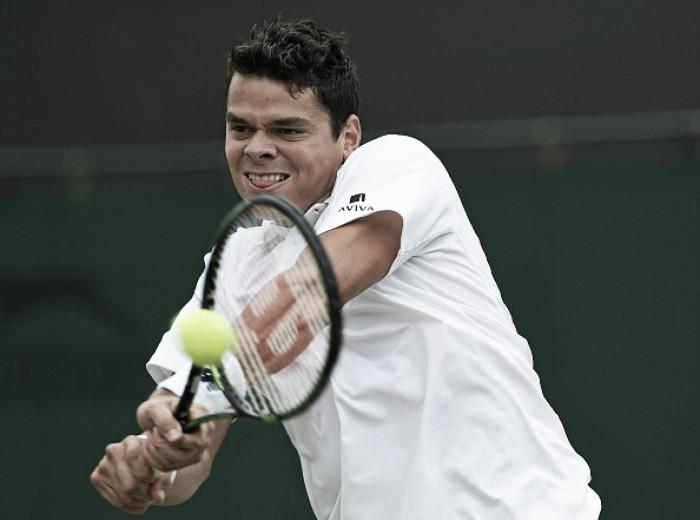 Milos Raonic derrota Seppi em sets diretos e avança em Wimbledon
