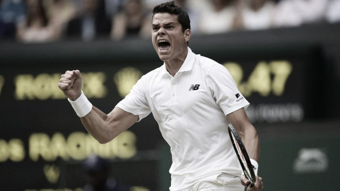 Wimbledon 2016: Raonic storms to his first grand slam final after epic victory over Federer