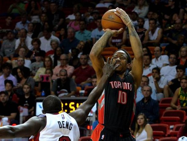Toronto Raptors Look To Get Back On Track Against Miami Heat Sunday Night