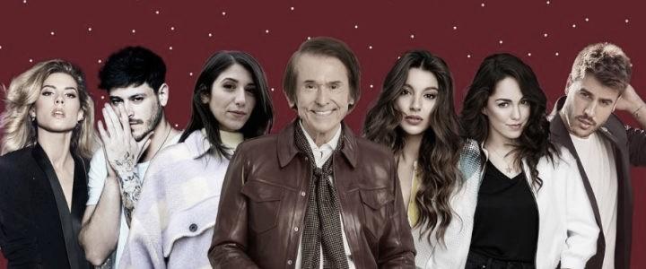 """Raphael pone voz a esta Navidad con """"Contigo todo el año es Navidad"""", un villancico en exclusiva para Cadena Dial"""