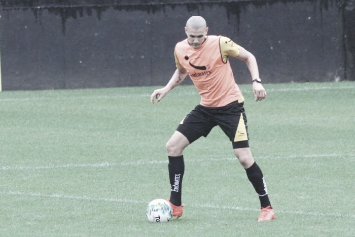 """Sonhando com acesso, Raphael Silva dá ultimato: """"Depende tudo do jogo de sexta"""""""