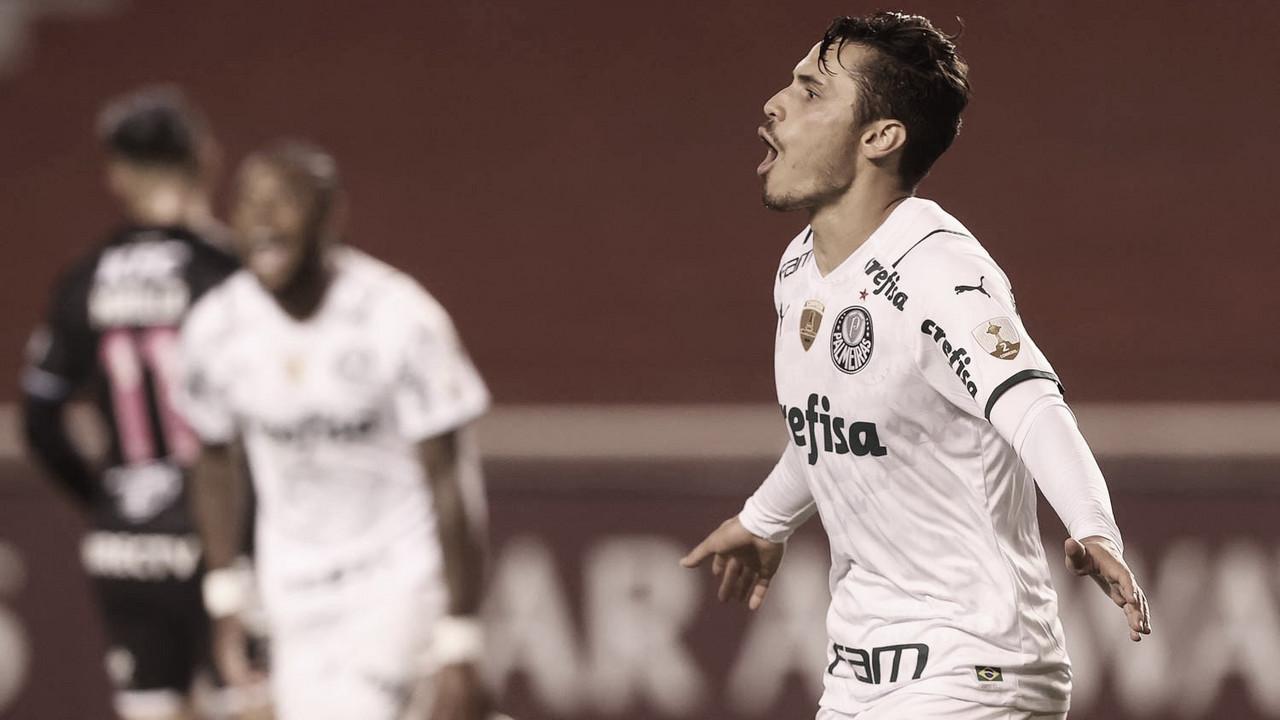 Palmeiras trava del Valle, quebra tabu na altitude e garante classificação antecipada na Libertadores
