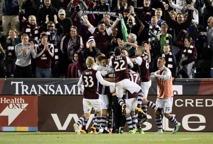 Marco Pappa Lifts Colorado Rapids To First Victory, Defeating Los Angeles Galaxy In Stoppage Time