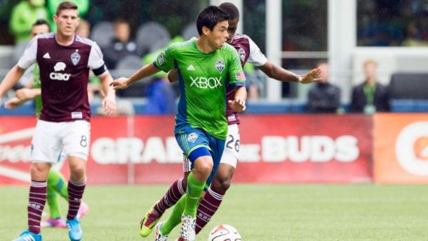 Colorado Rapids Welcome Seattle Sounders to Dick's Sporting Goods Park