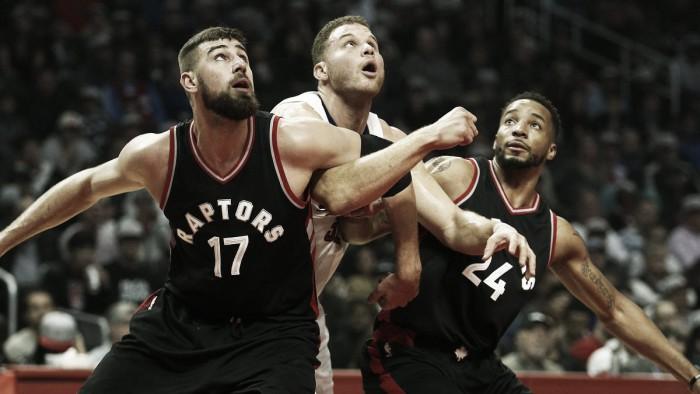 Los Raptors no ganan a ningún aspirante