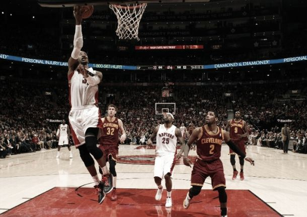 Raptors vencem Cavaliers e interropem sequência de 6 vitórias do adversário