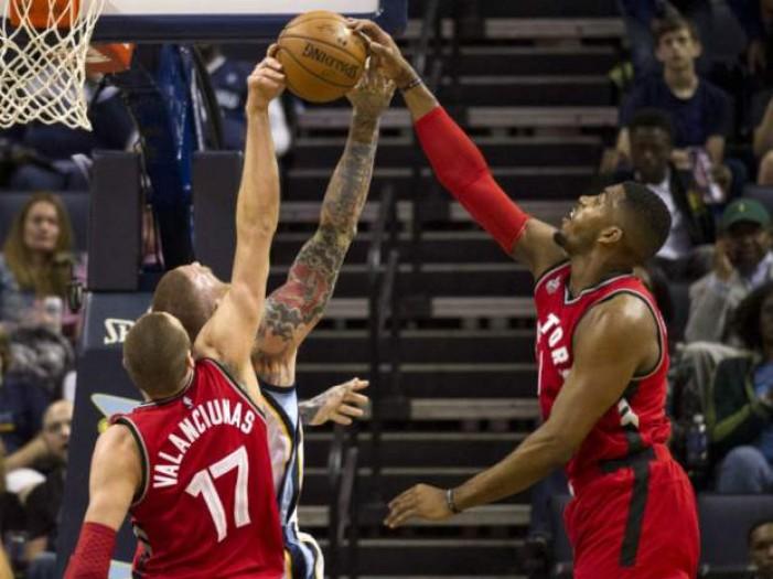 NBA, i Raptors trionfano a Memphis; vincono in casa Utah e Milwaukee