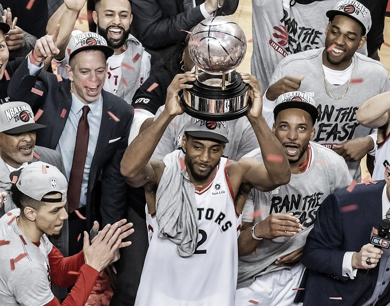 Resumen de un extraño fin de semana en la NBA