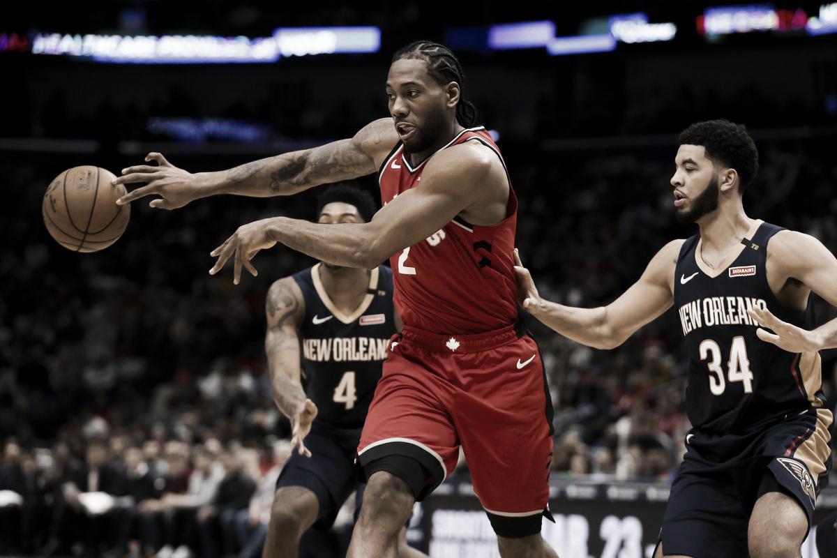 NBA: Raptors selló su boleto a Playoffs