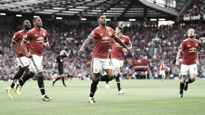 A receita para a vitória do Manchester United estava no banco