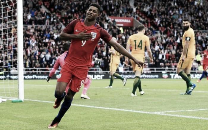 Gareth Southgate insists Marcus Rashford will learn vital lessons in U21 international football